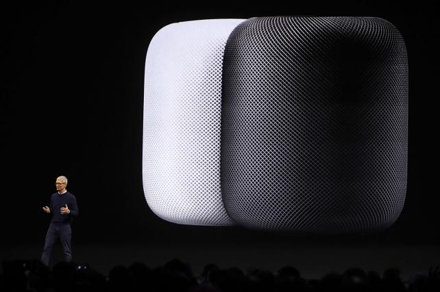Apple shipped an estimated 600,000 HomePods in the first quarter of the year