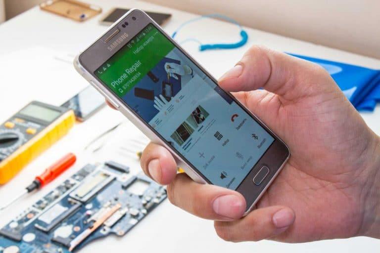 Touch screen repair @ www.iphonerepairs.ie