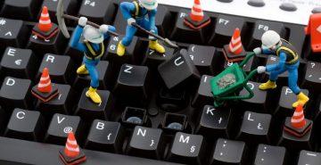 keyboard repair